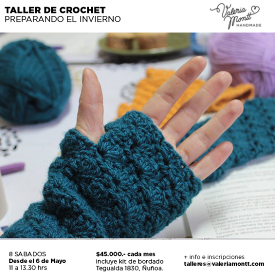 CROCHET INVERNAL